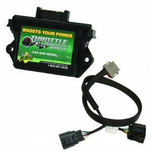 2003-2007 Ford 6.0L Powerstroke - Programmers & Tuners - BD Diesel - BD Diesel Throttle Sensitivity Booster - Ford 1057734