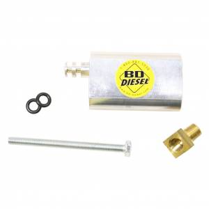 BD Diesel - BD Diesel Adapter Kit, 68RFE Trans Pressure Guage - Dodge 2007.5-up 1061529