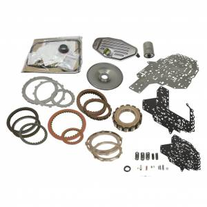 Transmission - Automatic Transmission Parts - BD Diesel - BD Diesel BD Build-It Dodge 68RFE Trans Kit 2007.5-2018 Stage 3 Performance Kit 1062023