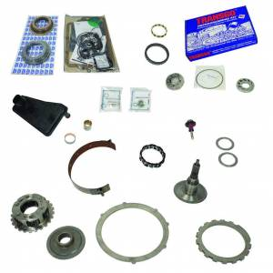 Transmission - Automatic Transmission Parts - BD Diesel - BD Diesel BD Build-It Ford E4OD Trans Kit 1995-1997 Stage 4 Master Rebuild Kit 4wd 1062114-4