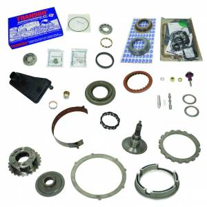 Transmission - Automatic Transmission Parts - BD Diesel - BD Diesel BD Build-It Ford 4R100 Trans Kit 1999-2003 Stage 4 Master Rebuild Kit 4wd 1062124-4