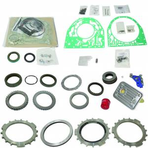 Transmission - Automatic Transmission Parts - BD Diesel - BD Diesel BD Build-It Chevy Allison Trans Kit 2001-2004 LB7 Stage 4 Master Rebuild Kit 1062204
