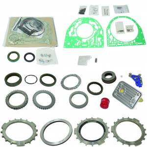 Transmission - Automatic Transmission Parts - BD Diesel - BD Diesel BD Build-It Chevy Allison Trans Kit 2004-2006 LB7 Stage 4 Master Rebuild Kit 1062214