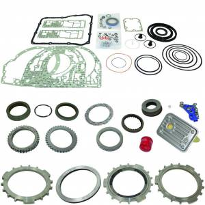 Transmission - Automatic Transmission Parts - BD Diesel - BD Diesel BD Build-It Chevy Allison Trans Kit 2006-2010 LBZ/LMM Stage 4 Master Rebuild Kit 1062224