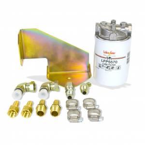 Transmission - Automatic Transmission Parts - BD Diesel - BD Diesel Inline Trans Filter Kit - 1999-2003 Ford 4R100 1064013