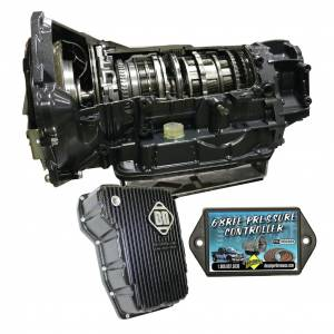 Transmission - Automatic Transmission Assembly - BD Diesel - BD Diesel BD 68RFE Transmission - Dodge 2007.5-2018 2wd c/w Billet Input Shaft 1064262B