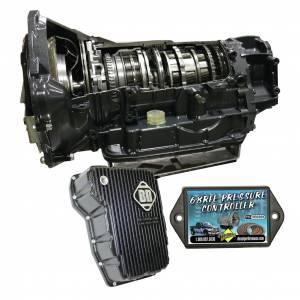 Transmission - Automatic Transmission Assembly - BD Diesel - BD Diesel BD 68RFE Transmission - Dodge 2007.5-2018 4wd 1064264