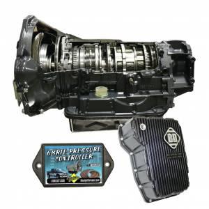 Transmission - Automatic Transmission Assembly - BD Diesel - BD Diesel BD 68RFE Transmission - Dodge 2007.5-2018 4wd c/w Billet Input Shaft 1064264B