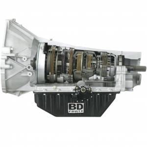 Transmission - Automatic Transmission Assembly - BD Diesel - BD Diesel Transmission - 2003-2004 Ford 5R110 4wd PTO 1064464PTO