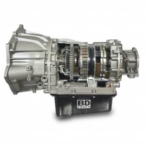 Transmission - Automatic Transmission Assembly - BD Diesel - BD Diesel Transmission - 2001-2004 Chev LB7 Allison 1000 4wd 1064704