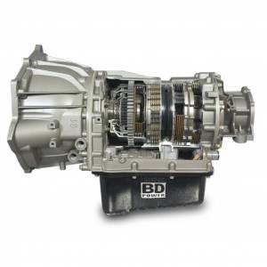 Transmission - Automatic Transmission Assembly - BD Diesel - BD Diesel Transmission - 2004.5-2006 Chev LLY Allison 1000 5-speed 4wd 1064724