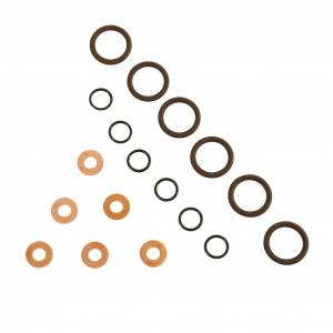 BD Diesel - BD Diesel BD 5.9L Cummins Injector Seal Kit Dodge 1998.5-2002 24-valve 1075800