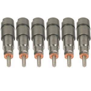 BD Diesel Injector Kit - 1998-2002 Dodge 24-valve 150hp 1075825