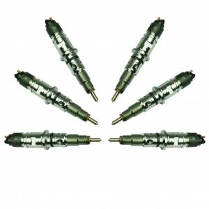 Fuel System & Components - Fuel Injectors & Parts - BD Diesel - BD Diesel BD 6.7L Cummins CR Injector Set Dodge 2007.5-2018 - Stage 4 180 HP / 93% 1075854
