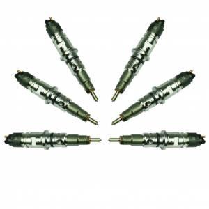 Fuel System & Components - Fuel Injectors & Parts - BD Diesel - BD Diesel BD 6.7L Cummins CR Injector Set Dodge 2007.5-2018 - Stage 3 120 HP / 53% 1075872