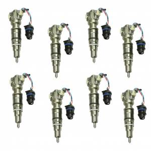Fuel System & Components - Fuel Injectors & Parts - BD Diesel - BD Diesel Injector Set 50HP - Ford 6.0L 2004-2007 after 09/21/2003 1077000