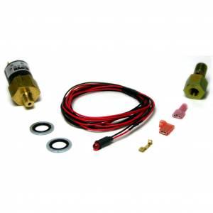 Fuel System & Components - Fuel System Parts - BD Diesel - BD Diesel Low Fuel Pressure Alarm Kit, Amber LED - 1998-2007 Dodge 24-valve 1081133