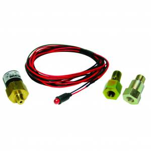Fuel System & Components - Fuel System Parts - BD Diesel - BD Diesel LOW FUEL PRESSURE ALARM KIT, Red LED - Ford 6.0L 2003-2007 1081140