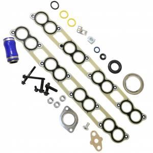 Exhaust - EGR Parts - BD Diesel - BD Diesel GASKET KIT, EGR COOLER - Ford 2004-2007 6.0L w/Square Tube 1900204