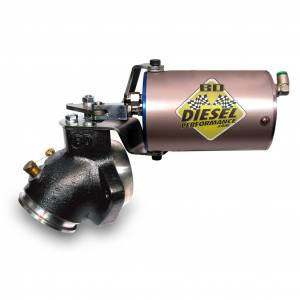 Exhaust - Exhaust Brakes - BD Diesel - BD Diesel Exhaust Brake - 1999-2002 Dodge Vac/Turbo Mount 2033137