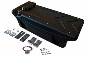 Fuel System & Components - Fuel System Parts - Titan Fuel Tanks - Titan Fuel Tanks In-Bed Auxiliary Fuel System 60 Gallon 5410060
