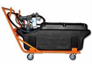 Bed Accessories - Transfer Tanks & Tool Boxes - Titan Fuel Tanks - Titan Fuel Tanks DC Fuel Caddy 60 Gallon 6000002