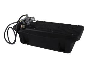 Bed Accessories - Transfer Tanks & Tool Boxes - Titan Fuel Tanks - Titan Fuel Tanks In-Bed Diesel Transfer Tank with Pump 60 Gallon 5310060