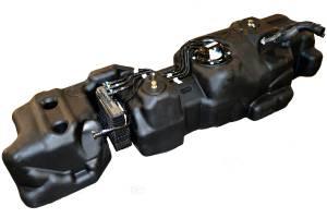 Fuel System & Components - Fuel System Parts - Titan Fuel Tanks - Titan Fuel Tanks XXL Replacement Mid-Ship Fuel Tank 55 Gallon 7020217