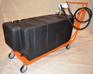 Bed Accessories - Transfer Tanks & Tool Boxes - Titan Fuel Tanks - Titan Fuel Tanks DC Fuel Caddy 100 Gallon 6000004