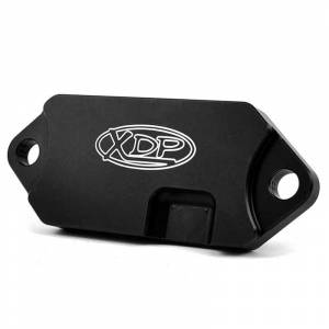 2017+ GM 6.6L L5P Duramax - Cooling System - XDP Xtreme Diesel Performance - XDP Xtreme Diesel Performance Coolant Block-Off Plate XD344 Billet XDP XD344