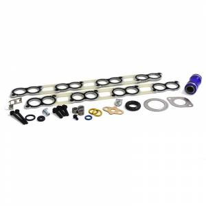 XDP Xtreme Diesel Performance - XDP Xtreme Diesel Performance Exhaust Gas Recirculation (EGR) Cooler Gasket Kit 03-07 Ford 6.0L Powerstroke XD225 XDP XD225