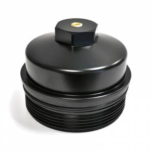 Engine Parts - Oil System - XDP Xtreme Diesel Performance - XDP Xtreme Diesel Performance Oil Filter Cap 03-10 Ford 6.0L/6.4L Powerstroke XD265 XDP XD265
