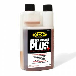 XDP Xtreme Diesel Performance - XDP Xtreme Diesel Performance Diesel Power Plus Fuel Additive All Diesel Engines 16 Oz. Bottle Treats 500 Gallons XDDPP116 XDP XDDPP116