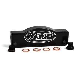 XDP Xtreme Diesel Performance - XDP Xtreme Diesel Performance Fuel Filter Delete 10-18 Dodge 6.7L Cummins XD245 XDP XD245