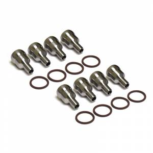 Engine Parts - Oil System - XDP Xtreme Diesel Performance - XDP Xtreme Diesel Performance High Pressure Oil Rail Ball Tubes 04.5-07 Ford 6.0L Powerstroke Set Of 8 XD213 XDP XD213