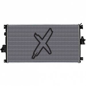 2011-2016 Ford 6.7L Powerstroke - Cooling System - XDP Xtreme Diesel Performance - XDP Xtreme Diesel Performance Replacement Secondary Radiator 11-16 Ford 6.7L Powerstroke Secondary Radiator Direct-Fit X-TRA Cool XD299 XD299