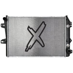 2007.5-2010 GM 6.6L LMM Duramax - Cooling System - XDP Xtreme Diesel Performance - XDP Xtreme Diesel Performance Replacement Radiator Direct-Fit 2006-2010 GM 6.6L Duramax X-TRA Cool XD297 XDP XD297