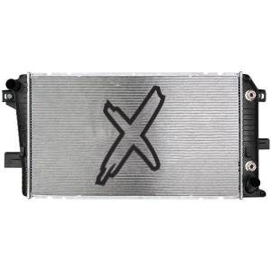 2004.5-2005 GM 6.6L LLY Duramax - Cooling System - XDP Xtreme Diesel Performance - XDP Xtreme Diesel Performance Replacement Radiator Direct Fit 01-05 GM 6.6L Duramax X-TRA Cool XD295 XDP XD295