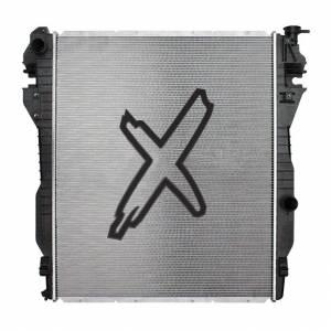 XDP Xtreme Diesel Performance Replacement Radiator Direct Fit 10-12 Dodge 6.7L Cummins X-TRA Cool XD 293 XDP XD293