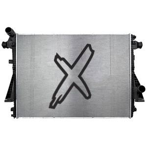 2011-2016 Ford 6.7L Powerstroke - Cooling System - XDP Xtreme Diesel Performance - XDP Xtreme Diesel Performance Replacement Main Radiator 11-16 Ford 6.7L Powerstroke 1 Row XD291 X-Tra Cool XDP XD291