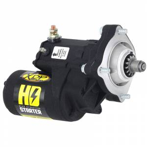 Electrical - Electrical Components - XDP Xtreme Diesel Performance - XDP Xtreme Diesel Performance Gear Reduction Starter 94-03 Ford 7.3L Wrinkle Black XD253 XDP XD253