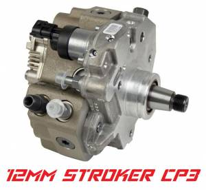 Fuel System & Components - Fuel System Parts - Dynomite Diesel - Dynomite Diesel Dodge 03-18 5.9L/6.7L Brand New 12MM Stroker CP3 Dynomite Diesel DDP.NCP3-30412