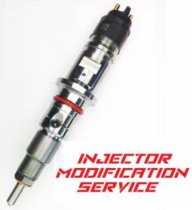 Fuel System & Components - Fuel Injectors & Parts - Dynomite Diesel - Dynomite Diesel RAM 2013-2018 Injector Modification Service Dynomite Diesel DDP.6713-SVC