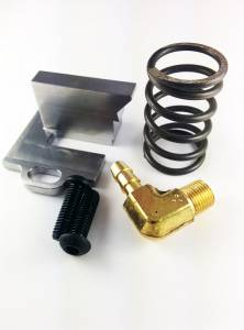 Fuel System & Components - Fuel System Parts - Dynomite Diesel - Dynomite Diesel Dodge 94-98 5.9L 12 Valve Fuel Plate Kit Dynomite Diesel DDP.FPLATE