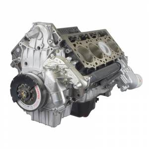 Engine Parts - Engine Assembly - Industrial Injection - 2001-2004 6.6L LB7 GM Duramax Premium Stock Plus Short Block