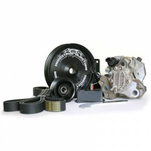 Engine Parts - Parts & Accessories - Industrial Injection - 2001 - 2004 Duramax LB7 Dual Cp3 Kit (W/O Pump)