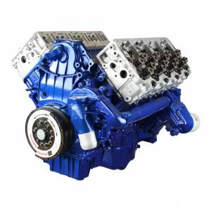 Engine Parts - Engine Assembly - Industrial Injection - 2001-2004 6.6L LB7 GM Duramax Race Performance Long Block