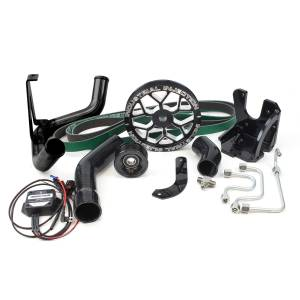 Industrial Injection - 2003 - 2007 Dodge 5.9L Dual Cp3 Kit (W/O Pump)