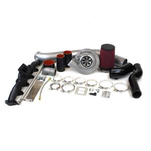 Industrial Injection - 2003-2007 5.9L Dodge S300 SX-E 63/68 With .88 A/R Single Turbo Kit