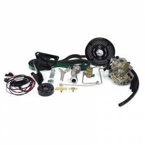 Engine Parts - Parts & Accessories - Industrial Injection - 2004 - 2005 Duramax LLY Dual Cp3 Kit W/ Pump